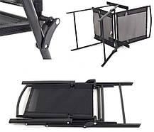 Садовая мебель Milano,зонт,4 кресла,стол, фото 3