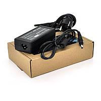 Блок питания MERLION для ноутбука SAMSUNG 19V 3.16A (60 Вт) штекер 5.5*3.0 мм, длина 0.9м + кабель питания