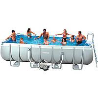 Intex 26356 каркасный бассейн Ultra Frame Pool