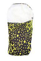 Конверты для новорожденных демисезон чехол в санки в коляску, фото 1
