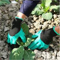 Садовая перчатка Garden glove (120) FZ, фото 5