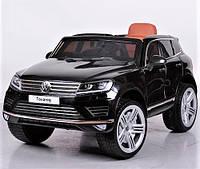 Детский электромобиль  Volkswagen Touareg KD666 лицензия