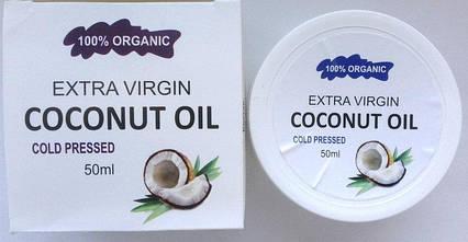 Extra Virgin Coconut Oil - Кокосовое масло для омоложения кожи лица и тела ViP