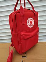 Стильный рюкзак, сумка Fjallraven Kanken, для прогулок и спорта, фото 1