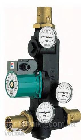 Ladomat 21 до 80 кВт., Термосмесительные узлы LADDOMAT 21 купить в Киеве.