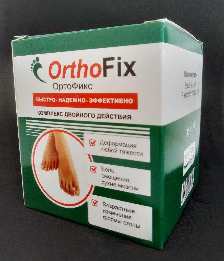 OrthoFix - Препарат от вальгусной деформации стопы (ОртоФикс) ViP