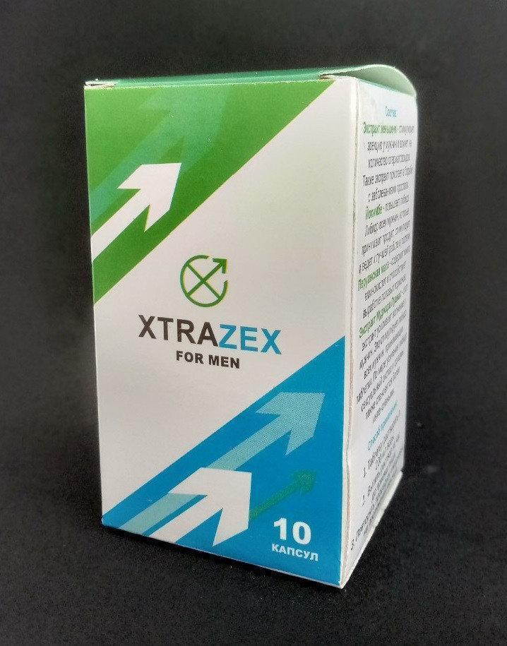 Xtrazex - шипучие таблетки (Экстразекс) ViP