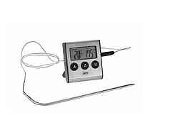Термометр кухонный Gefu серебристый (21840)