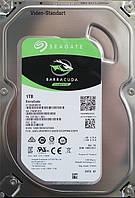 Seagate BarraCuda HDD 1TB 7200rpm 64MB ST1000DM010 SATA III