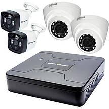 Комплекты видеонаблюдения и домофоны