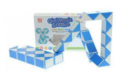 """Кубик-рубик """"Змійка"""" (коробка) EQY562 р.10,5*2,5*14см."""
