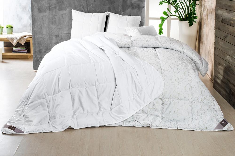 Одеяло Зима-Лето полуторное 140*210 , тм  Идея.