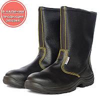Сапоги защитные EXENA BSK100 Terranova S3 SRC зимние кожаные
