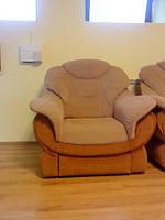 Перетяжка кресла