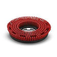 Дисковая щетка Karcher, средняя, красная, 330 мм