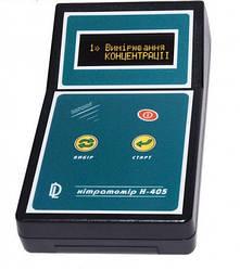 """Профессиональный нитратомер для лаборатории """"H-405"""""""