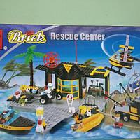 Конструктор Brick 111 Спасательный Центр
