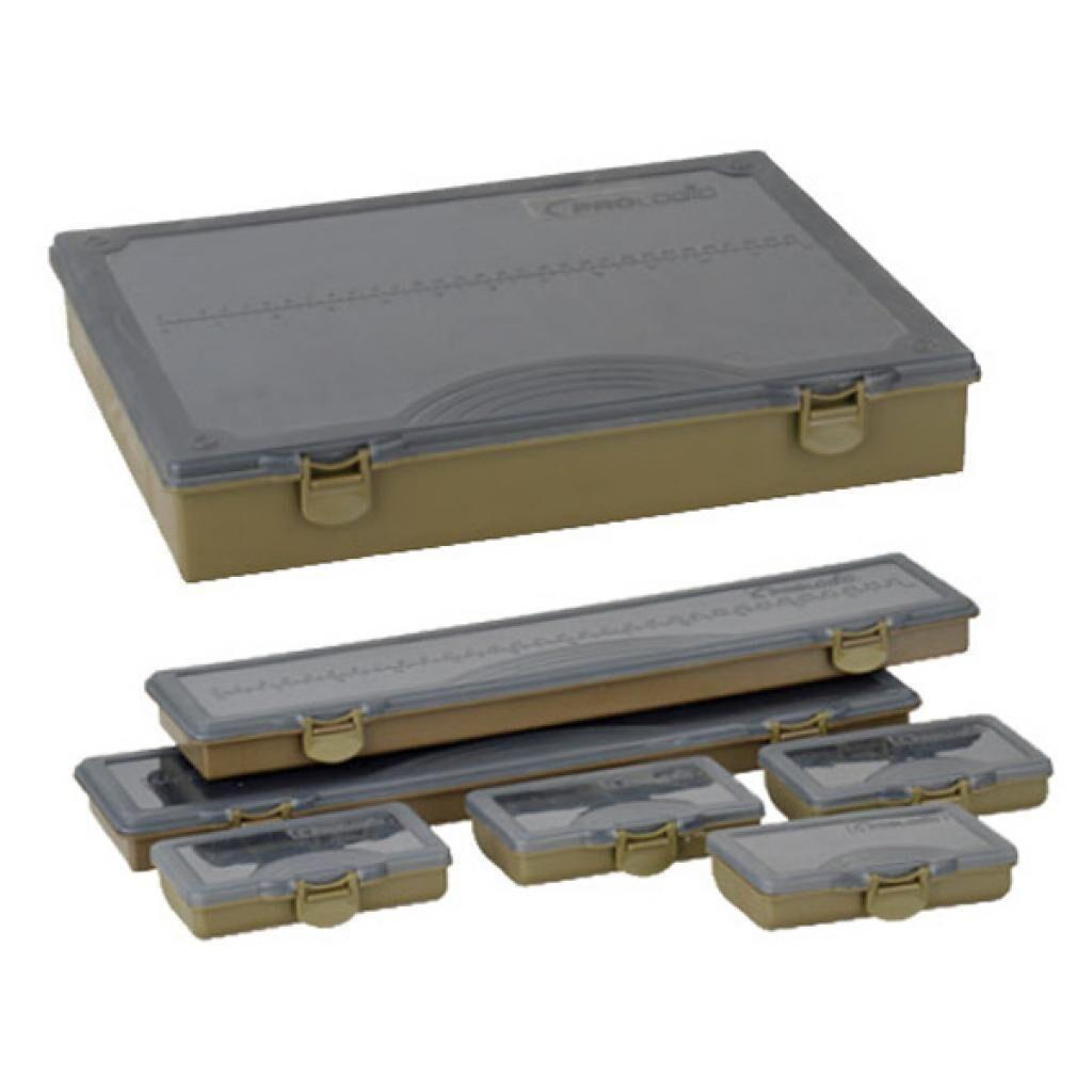 Коробка рыболова Prologic Tackle Organizer XL 1+6 BoxSystem (36.5x29x6cm) (1846.09.01), фото 1