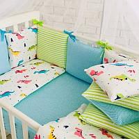 Baby Design Премиум Dino бирюза