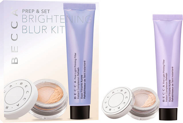 BECCA Prep & Set Brightening Blur Kit, фото 2