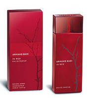 Armand Basi IN RED EAU DE PARFUM 100ml edp