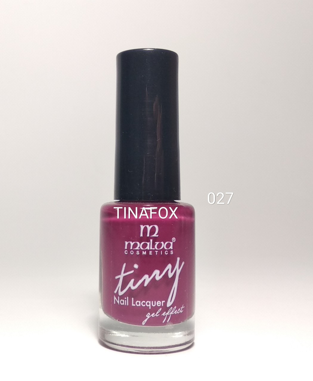 Лак для ногтей Malva Cosmetics Tiny 6мл, №027