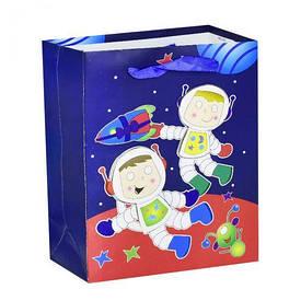 """Подарочный пакет """"Космонавты"""" С31691"""