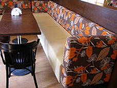Диван для кафе, бара, ресторана, фастфуда, пицерии, кофейни —Тунис, фото 3