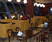 Диван для кафе, бара, ресторана, фастфуда, пицерии, кофейни —Лолита. Изготовление мягкой мебели