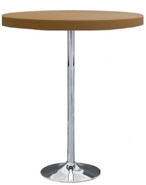 Стол барный цвет коричневый, высота 103 см