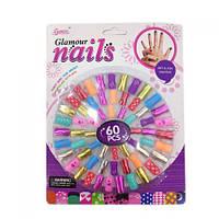 "Накладные ногти ""Glamour Nails"" (60 шт) C3459"