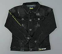 {есть:6 лет} Джинсовая куртка для мальчиков S&D, Артикул: DT1135 [6 лет]