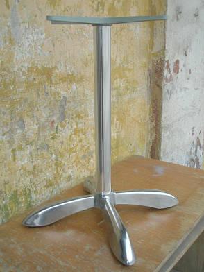 Основание для стола Алюм 73. Подстолья из алюминия, фото 2