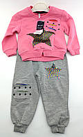 Детский костюм 1 3 и 4 года Турция для девочки детские костюмы спортивный, фото 1