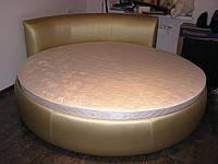 Круглая кровать Венера. Кровать круглая в Киеве. Изготовление круглых кроватей, фото 1