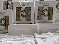 "Набор кухонных полотенец 3-ка (30×50) ТМ ""MODA CLASS"". Турция."