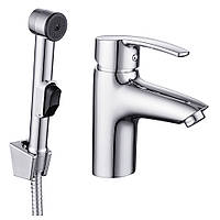 HORAK набор для биде (смеситель + гигиенич душ с держателем  + шланг 1,5м)