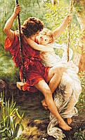 Luca-s Набор для вышивания Весна влюбленных
