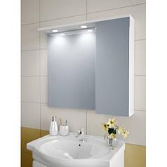 Шкафчик зеркальный, модель A 80-SZ 700х800х150мм (5001010942)