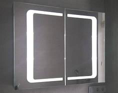Шкафчик зеркальный 710 х 900 х 160 мм. (5001010915)