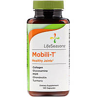 LifeSeasons, Здоровые суставы Mobili-T, 120 капсул