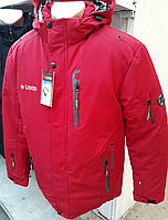 Зимние мужские куртки Коламбия