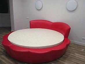 Кровать круглая Розанна. Круглая кровать под заказ, фото 2