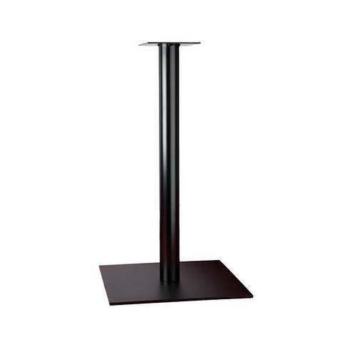 Основания для столов Милан 400/С60. Опора для стола. База для стола. Основа для стола. Подстолье., фото 2