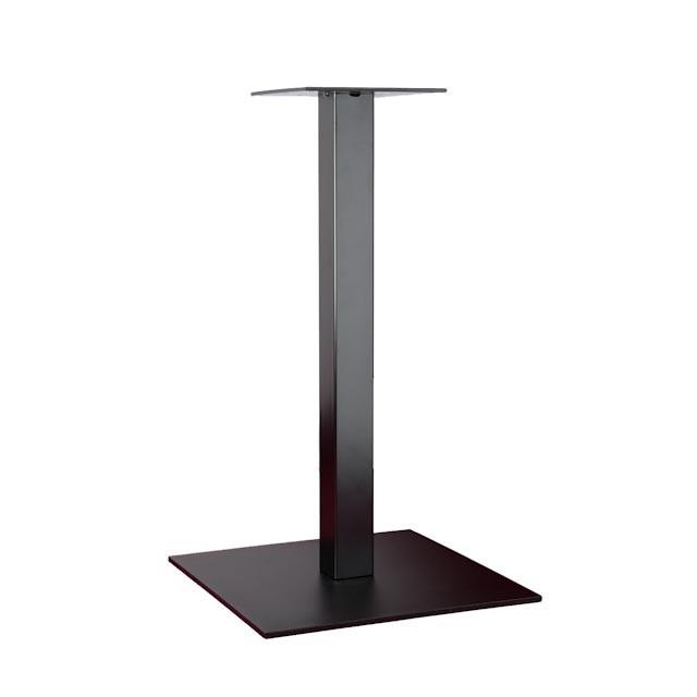 Основания для стола Милано 400/SQ60. Опора для стола. База для стола. Основа для стола. Подстолье.