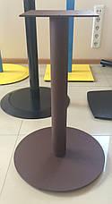 Ножка для стола Верона 400/C60  опора, подстолье, основа, база, фото 3