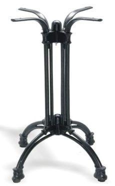 База из чугуна Спартак  (опора для стола, основание, основа для стола, подстолье)