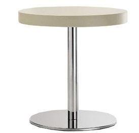 Основа для стола Тайм Раунд из нержавейки. Опора для стола Time round Inox