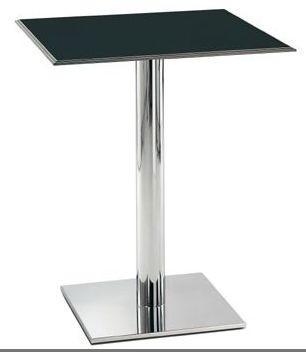 Основа для стола Тайм сквер из нержавейки. Основание для стола Time square Inox