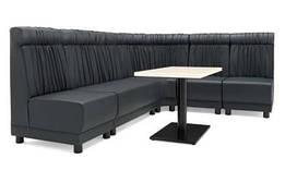 Диван Лагос. Мягкая мебель для кафе, бара, ресторана